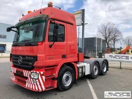 standaard trekker Mercedes Benz Actros 2555 German truck - V8 - Hub reduction 2008
