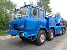 kraanwagen Tatra T 815 8X8 1984