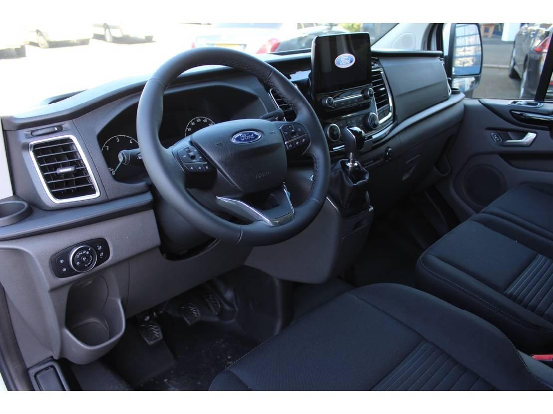 koelwagen bestelwagen Ford Transit Custom 340L 2.0 TDCI 130 pk L2 Limited Kerstner D/N, Navigatie, ... 2020