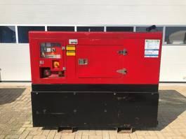 generator Himoinsa HLW1-11 Lombardini 11 kVA Supersilent XXL tank generatorset 2006