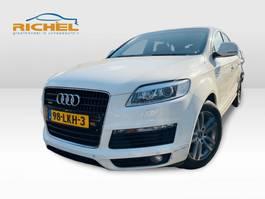 suv wagen Audi q7 3.0 TDI quattro 5+2 S-Line Pano/Navi 2009