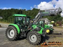 standaard tractor landbouw Deutz Fahr 5100C 2014