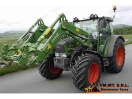 standaard tractor landbouw Fendt 211 Vario TMS 2016