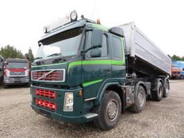 kipper vrachtwagen > 7.5 t Volvo FM440 8x4 Pendeltip Full steel 2009