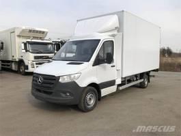 bakwagen vrachtwagen > 7.5 t Mercedes Benz Sprinter 316 CDI SUOMI 2019