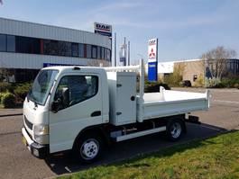 kipper bedrijfswagen Mitsubishi CANTER 2014