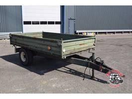 overslagmachine agrarisch Kipwagen 4 Ton