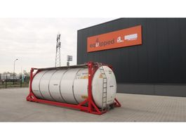 tankcontainer MTK Containers swap body 20 FT TC, 29.820L, IMO 1, L4BN, T7, valid insp... 2000