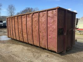 overige containers Universal 40m³ containerbak