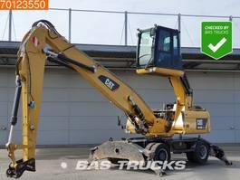 overslagkraan Caterpillar M318 D MH German dealer machine 2013