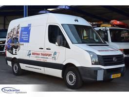gesloten bestelwagen Volkswagen Crafter, EEV, Manuel, AC, Truckcenter Apeldoorn 2013