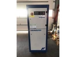 compressor Grassair S67.10 SFX 22 kW 3000 L / min 10 bar Elektrische Schroefcompressor 1996