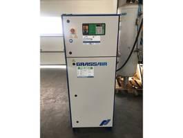 compressor Grassair S68.10 22 KW 3000 L / min 10 Bar Elektrische schroefcompessor 1998