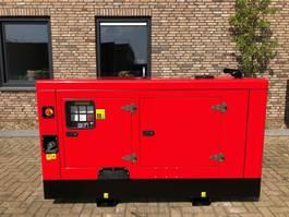 generator Himoinsa Yanmar 20 kVA Supersilent generatorset 2020