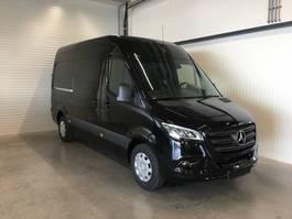 gesloten bestelwagen Mercedes Benz Sprinter 314 CDI L2H2 RWD AUTOMAAT 2020