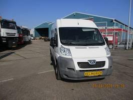 gesloten bestelwagen Peugeot BOXER 333 L2H2 2.2HDI 120 2007