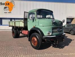 kipper vrachtwagen > 7.5 t Mercedes Benz 1113 4x4 1980