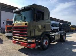 standaard trekker Scania 114L 380 Hydraulic Kit system ( PTO ) 2000