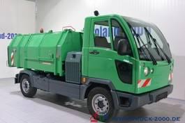 vuilniswagen vrachtwagen Multicar Fumo Müllwagen Hagemann 3.8 m³ Pressaufbau 2006