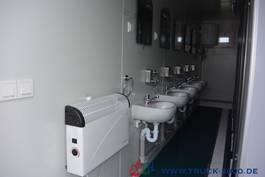 bestratingsmachine - werktuig Neue Sanitärcontainer Toilettencontainer REI90 2020