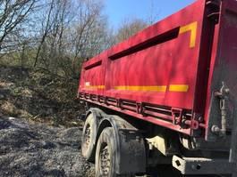 overige vrachtwagen aanhangers Schmitz Cargobull ZKI 18 ZKI 18 2013