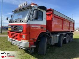 containersysteem vrachtwagen Terberg FM2000-T 8x8 kabelsysteem met kipper met milieukleppen 2000