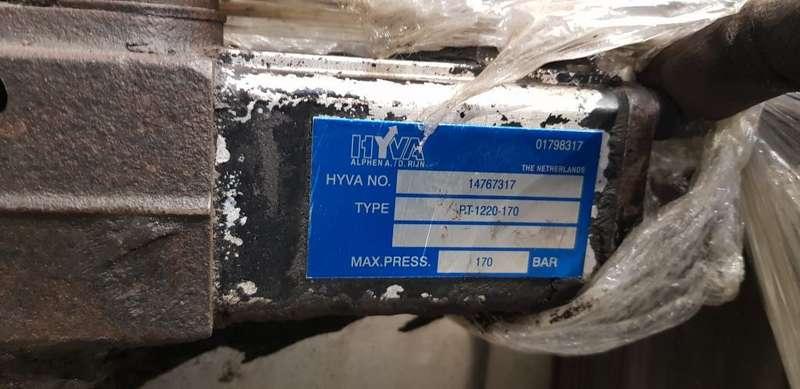 DIV. - hydraulic set / pto set 12