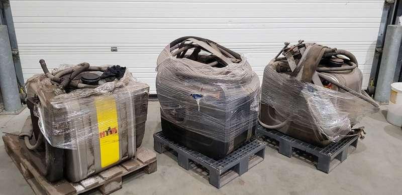 DIV. - hydraulic set / pto set 1