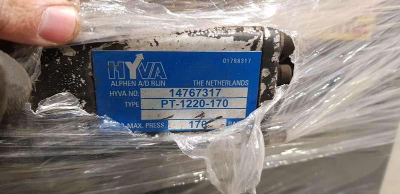 DIV. - hydraulic set / pto set 10