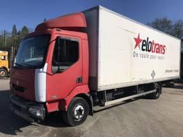bakwagen vrachtwagen > 7.5 t Renault Midlum 180 2001