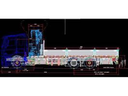 kraanwagen DAF CF 450 FAN met HIAB X-HiPro 362 EP-5 met 5e en 6e functie Nieuw! 2020