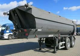 kipper oplegger Kaiser S3302,  2 Achsen Gigant, Stahl/Stahl, 27m³