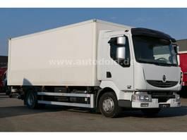 bakwagen vrachtwagen > 7.5 t Renault MIDLUM 220.12 EL DXi Koffer LBW Euro 5 Schalter 2008