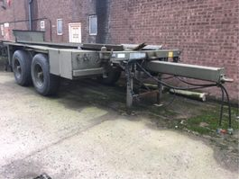 container chassis oplegger div Reynolds Boughton 15 ton container transport trailer Draw Bar Trailer 1991