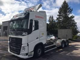 chassis cabine vrachtwagen Volvo FH13 2020