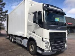 koelwagen vrachtwagen Volvo FH13 2016
