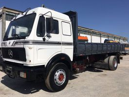 kipper vrachtwagen > 7.5 t Mercedes Benz Powerful Engine - Very Robust Truck 1985