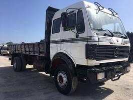 kipper vrachtwagen > 7.5 t Mercedes Benz Powerful Engine - Very Robust Truck 1985