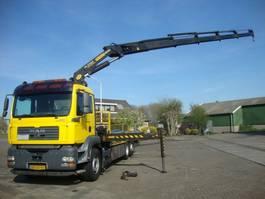 platform vrachtwagen MAN 26-350  6X2  PALFINGER PK27000-5  STUURAS 2006