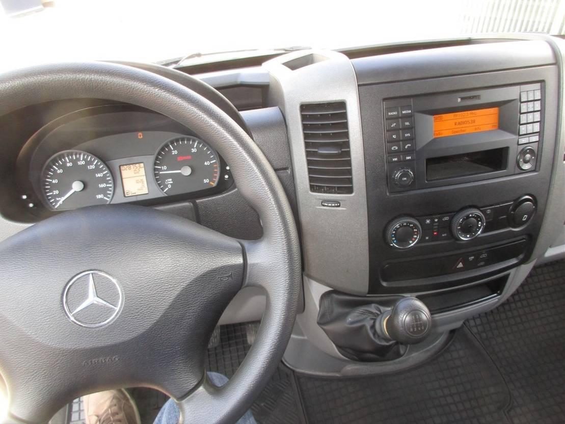 koelwagen bestelwagen Mercedes Benz Sprinter 314 CDI L3/H2 Koel/Vries 2018
