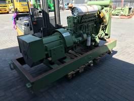 generator Volvo 125 K.V.A