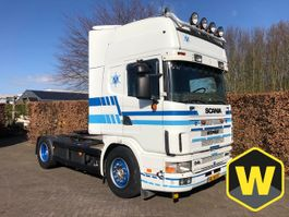 standaard trekker Scania 114 380 Manual Retarder 2002