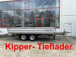 kipper vrachtwagen > 7.5 t Möslein TTD 11 Schwebheim  Tandemkipper- Tieflader 2014