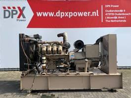 generator Scania DC16 - 550 kVA Generator - DPX-12090 2008