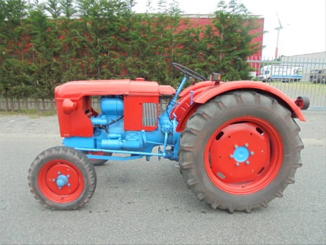 overige trekkers landbouw Deutz 2WD 1954