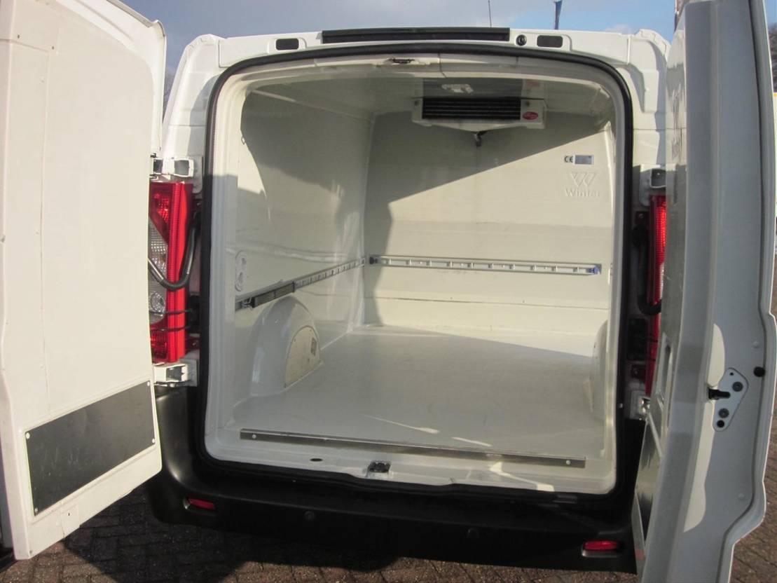 koelwagen bestelwagen Fiat Scudo 270 L Koelwagen 2010