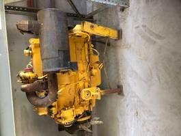 motoronderdeel equipment Komatsu S 6D105-B01 6 cilinder