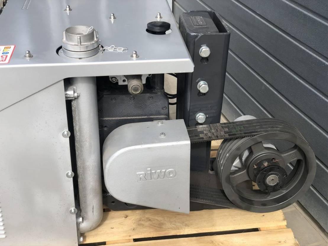 Opbouw vrachtwagen onderdeel Diversen - Silocompressor CVS Siloking 700