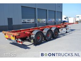 container chassis oplegger HFR T121176 | 20-40ft HC * 4800 Kg * 2004