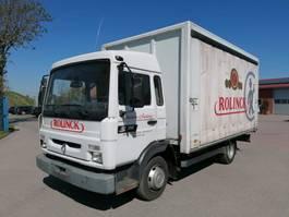 schuifzeil vrachtwagen Renault LKW 1997